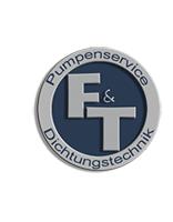 logo f&t pumpenservice dichtungstechnik